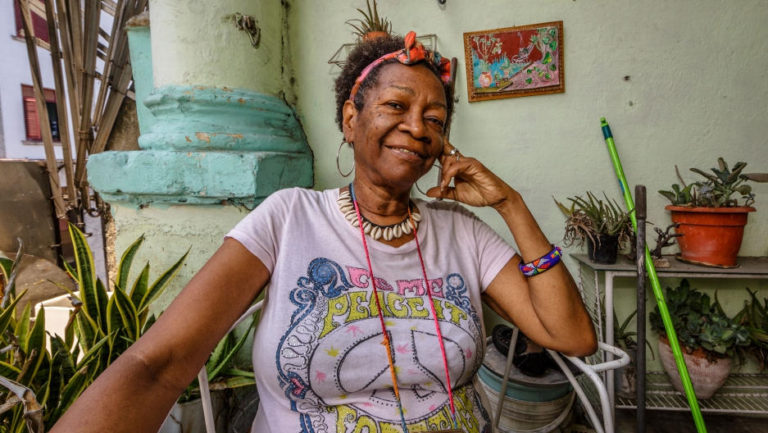 How Life Has Changed For These Cuban Women Over 20 years