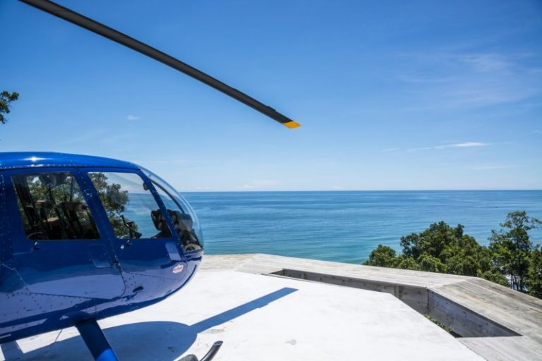 Helicopter Tours Announced in Costa Rica