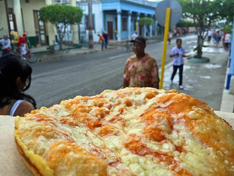 Cuba's Flying Pizza