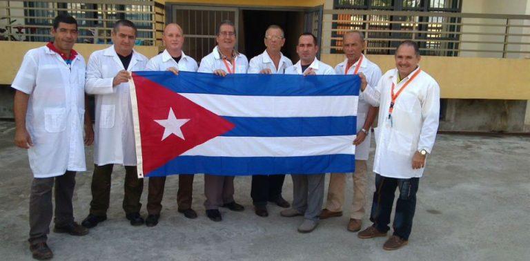 Trump's Refugee Ban Could Affect Cuban Doctors Fleeing