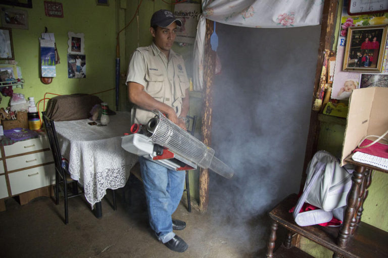 The campaign to eradicate Zika has trampled over women's rights