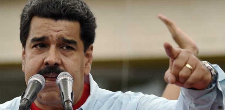 "Maduro: ""Problems In Venezuela Are None Of CNN's Business"""
