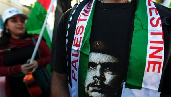 Nicaragua Supports Palestine Resistance Amid Israel Colonization