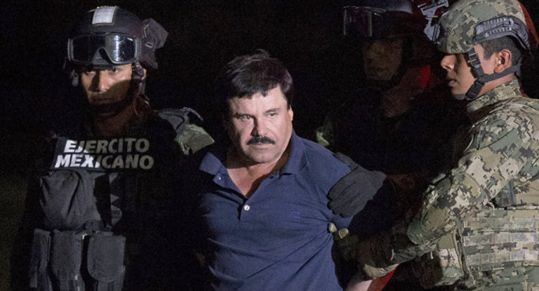 Getting Rid of 'Bad Hombres?' Deport El Chapo, His Lawyer Says