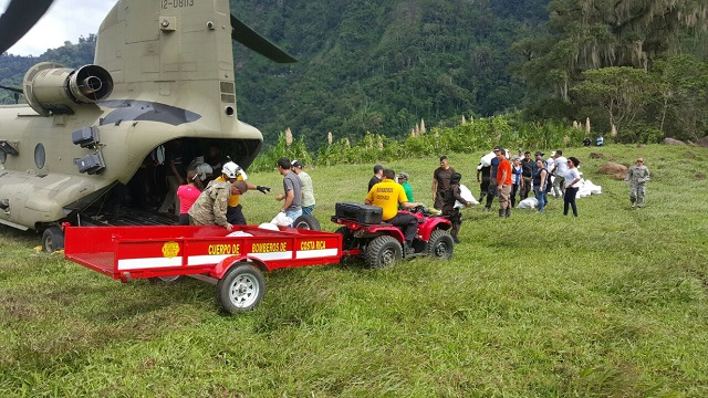 US Occupation Disguised as Humanitarian Aid: Southern Command in Costa Rica