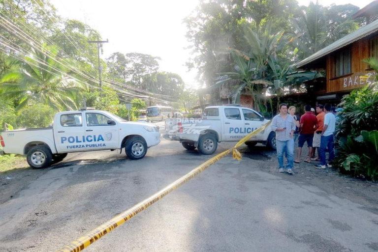 Canadian Tourist Killed in Puerto Viejo, Limon