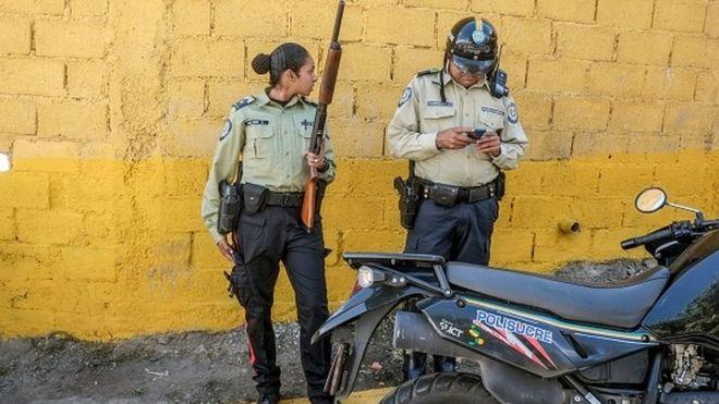 'Child-gang' Killings Shock Venezuela
