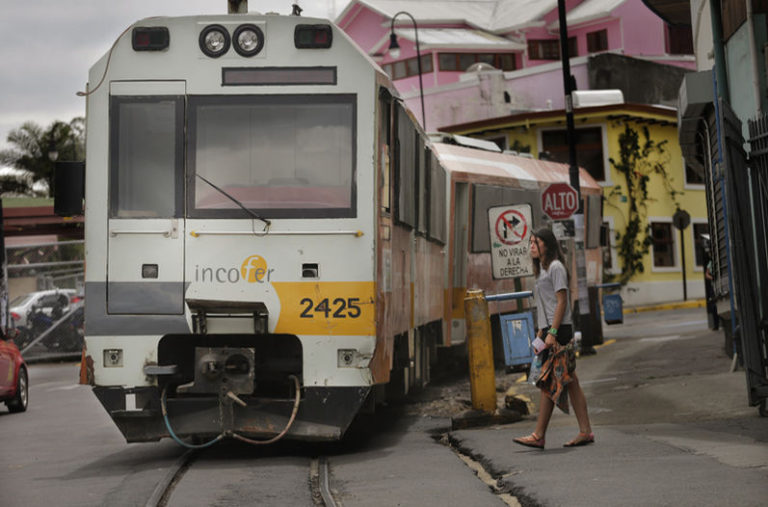 Four Countries Show Interest In Investing In A Passenger Electric Train in Costa Rica