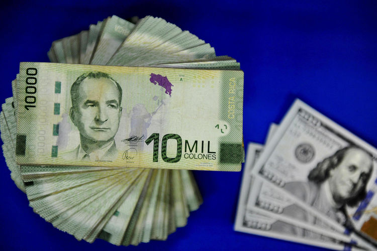Central Bank's Intervention to Stabilize Exchange Rate