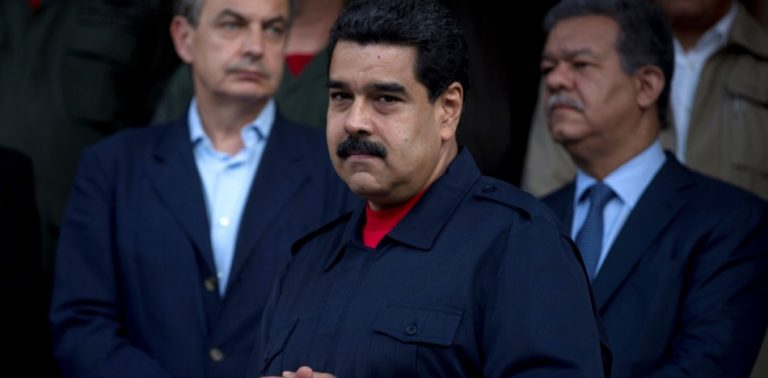 Maduro Can't Hide the Crisis, Even on his Own TV Program