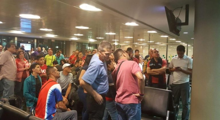 """Costa Rica Soccer Fans Stranded At San Jose Airport When Travel Agent """"Deal"""" Fell Apart"""