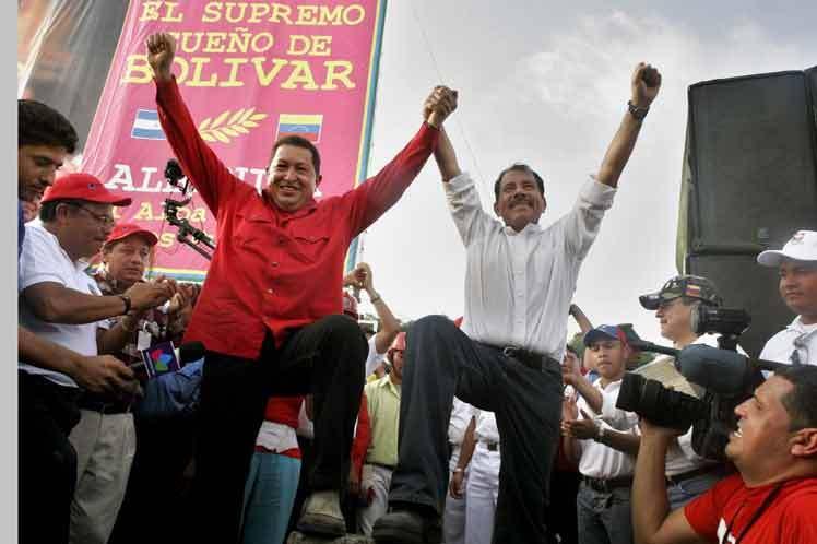 President Ortega Highlights Chavez's Legacy in Latin America