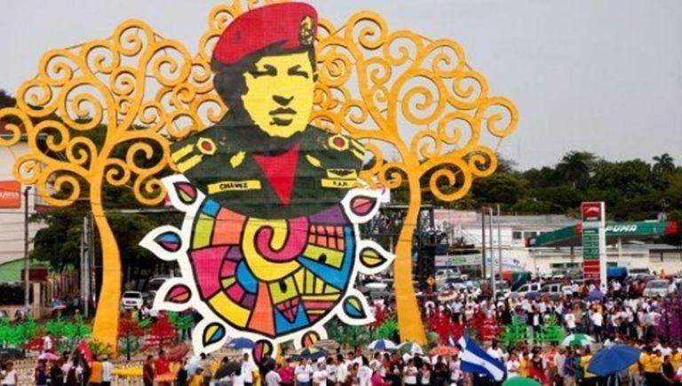 Nicaragua Launches Hugo Chavez College Program