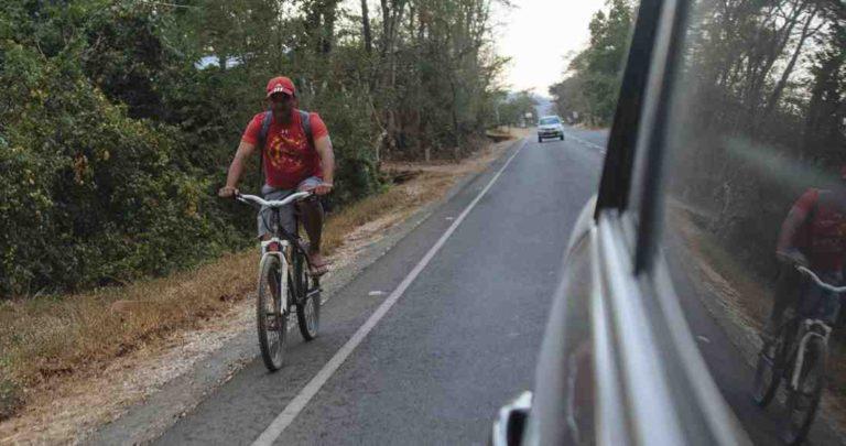 Bike Lanes Begin to Gain Traction in Guanacaste