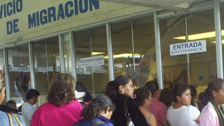 New migrant crisis building on Costa Rica border