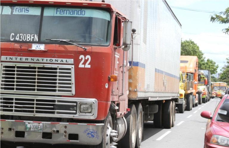 Cargo Truck Robberies Increasing On Costa Rican Roads