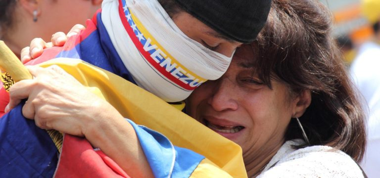Life Within the Wall of Venezuela