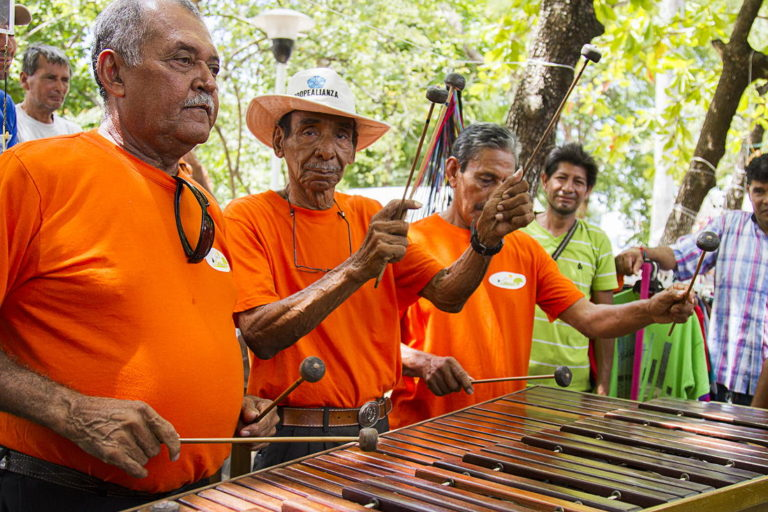 The Marimba Is Now a National Symbol