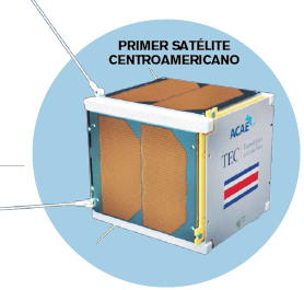 Dream Of First Costa Rican Satellite In Orbit Closer To Reality