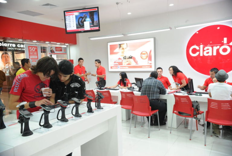 Claro Central America revenues up 3% on fixed line boost