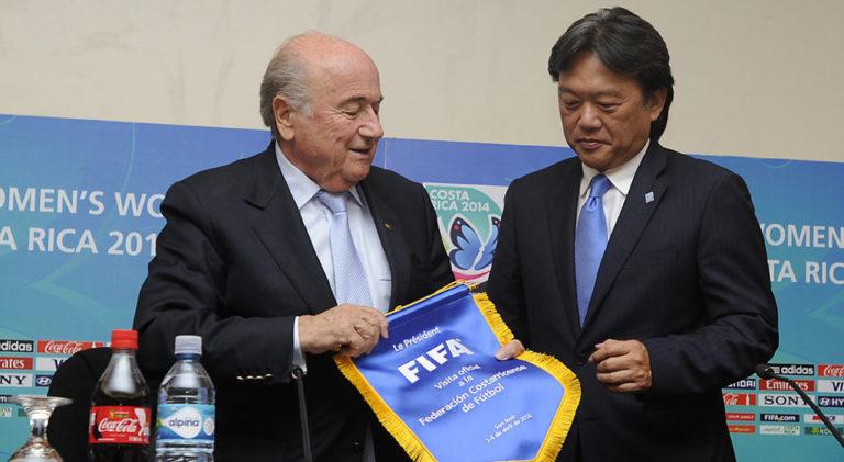 FIFA Suspends For Life Costa Rica's Eduardo Li