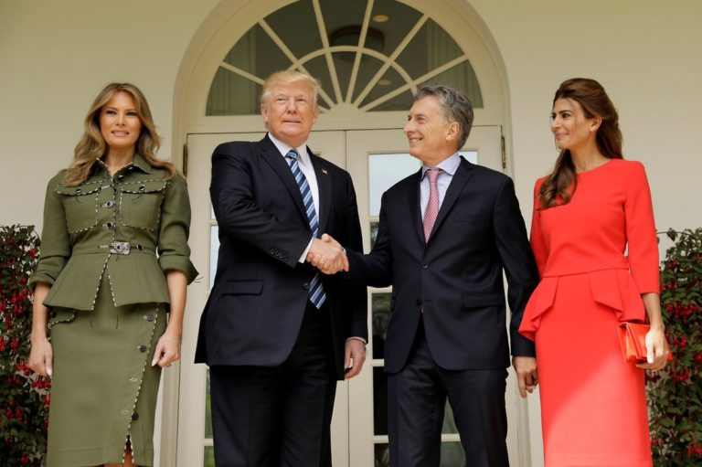 Argentina Closes Deals with US on Tourism, Lemon Imports and Declassified Documents