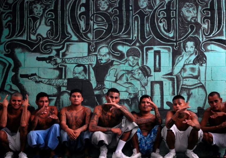 Mafia of the Poor: Gang Violence and Extortion in Central America