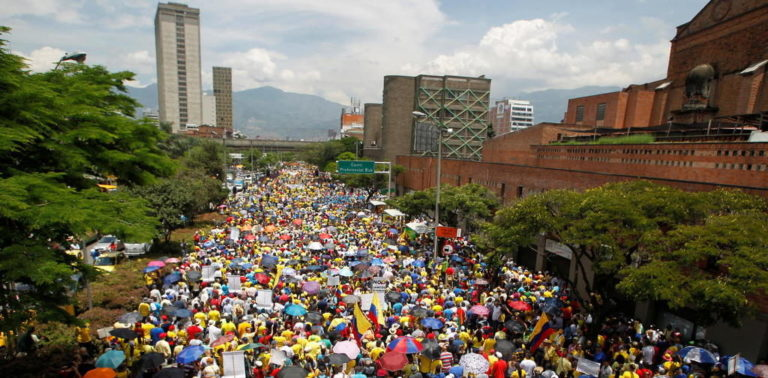 Colombians are fed up with corruption, and everyone seems to be under investigation