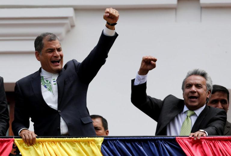 Ecuador's populist electoral victory for Moreno shows erosion of democracy
