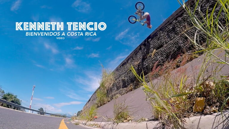 Kenneth Tencio Costa Rica's Best BMX Rider!
