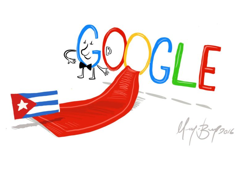 Google Becomes First Foreign Internet Company in Cuba