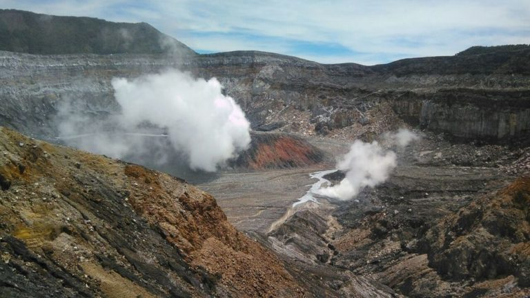 Lava On The Rise Causes Sudden Changes In Behavior In The Poas Volcano