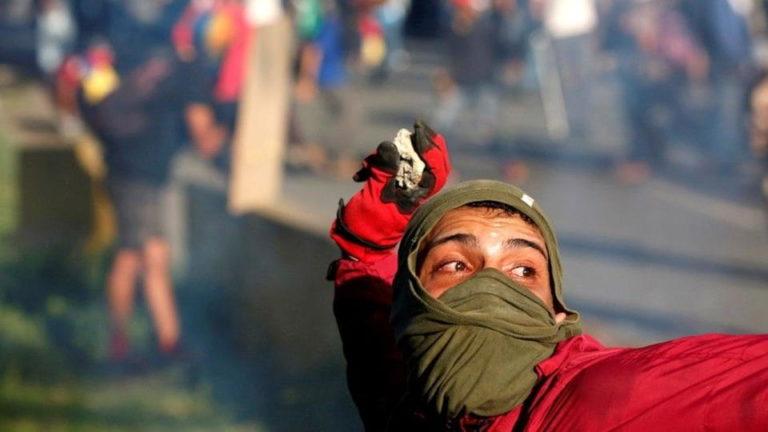 Maduro Says Trump's 'Imperialist Hand' Behind Venezuela's Turmoil