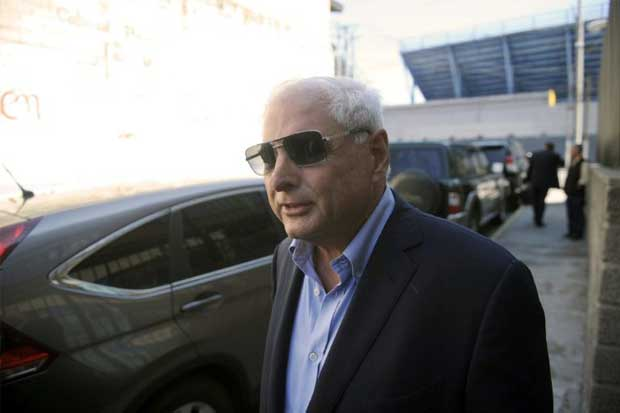 Former Panama President Wanted by Interpol
