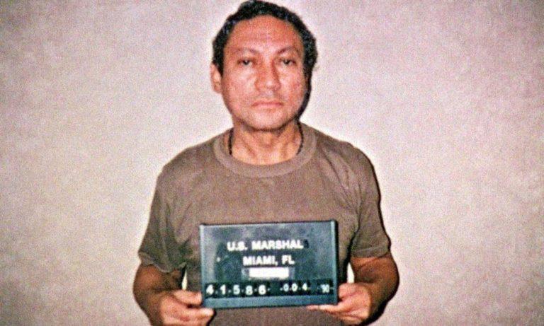 Panama's Strongman Manuel Noriega Dies At The Age of 83