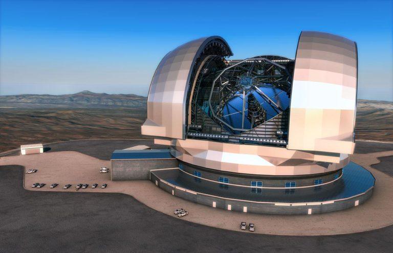 Construction Begins On World's Largest Telescope in Chilean Desert