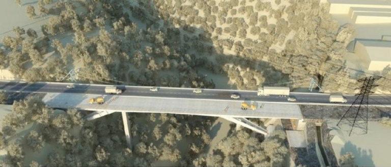 Construction Of Santa Ana and Belen Bridge Has Begun