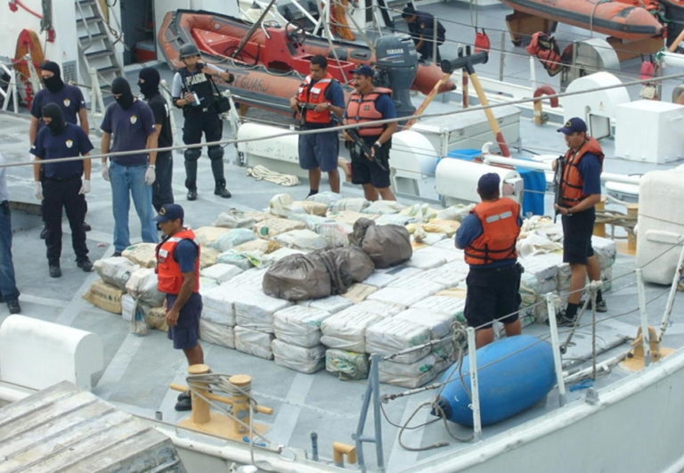 Officials Warn of Growing Maritime Drug Trade Amid Cocaine Surge