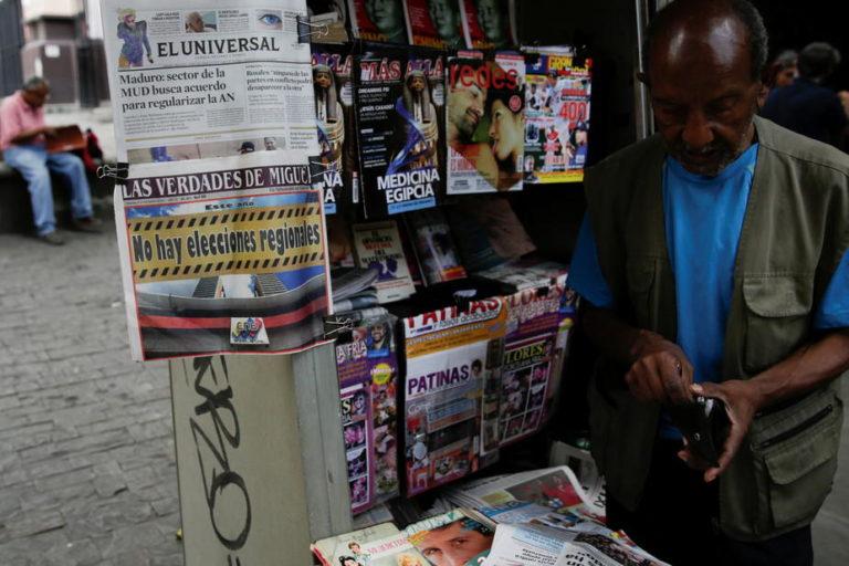 Venezuela has a fake news problem too