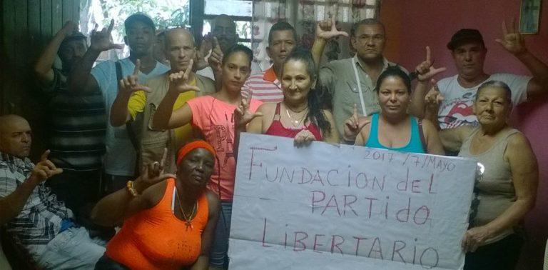 "Cuba Launches Landmark Libertarian Party ""Jose Marti"""