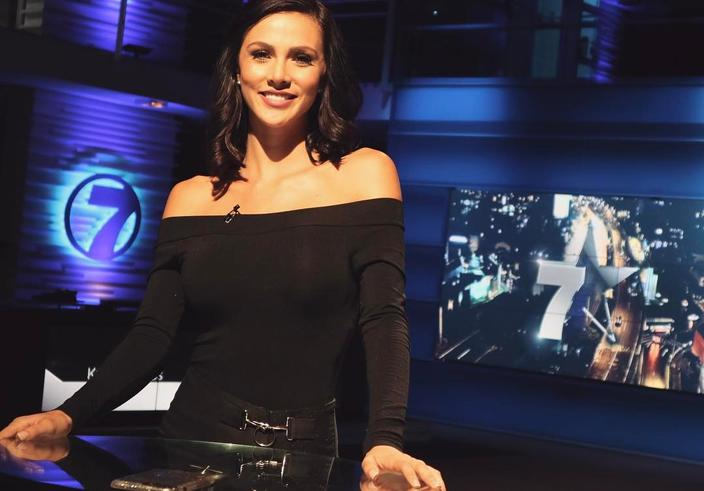 Karina Ramos Confirms Her Departure From Channel 7