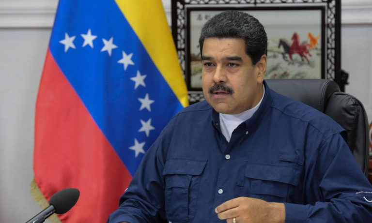 President Maduro Says Politicians Are 'The New Jews That Hitler Pursued'