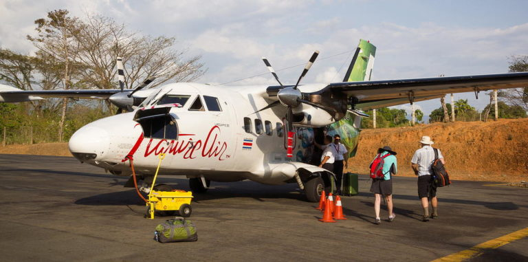 Costa Rica's Domestic Flights Business Growing