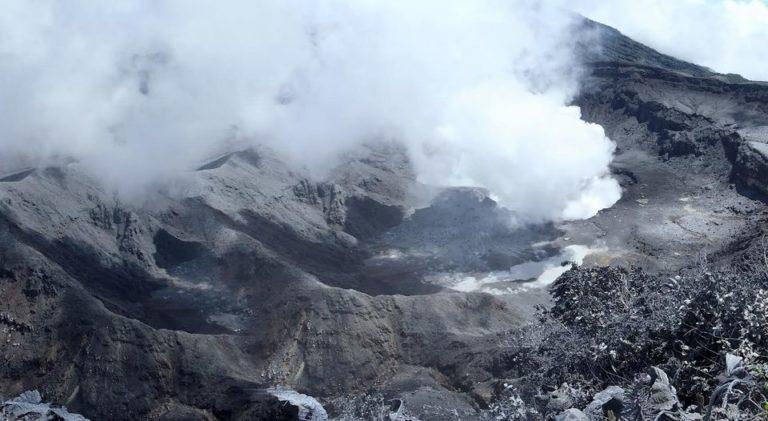 Eruptions Keep Poas Volcano National Park Closed To Tourists