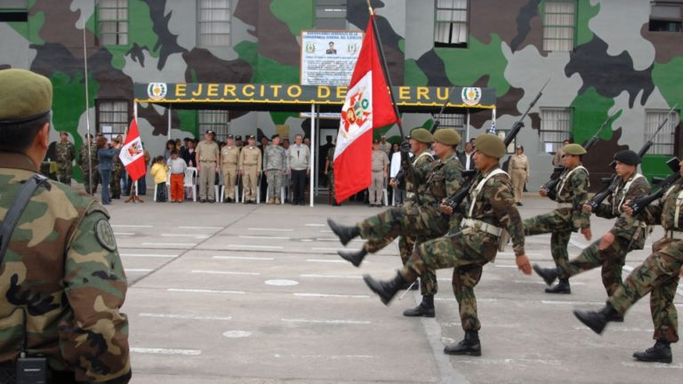 Peru Deploys Army To Stop Cocaine Production