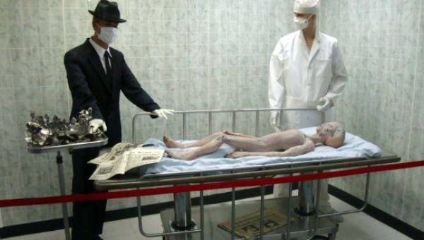 'Mummified Humanoid' Found in Peru Raises 'Alien' Claims