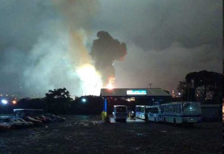 Explosion & Fire In Substation Leaves Some 100,000 Without Electricity On South Side of San Jose