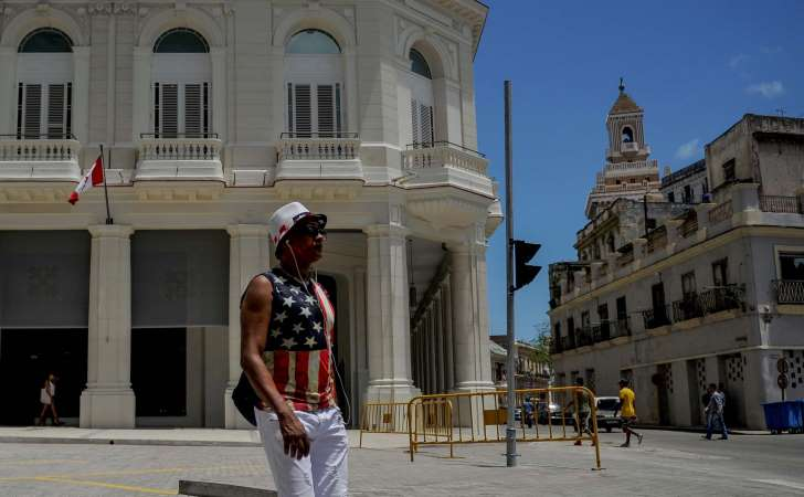 In booming Old Havana tourist quarter, Trump speech puts Cubans in a bad mood