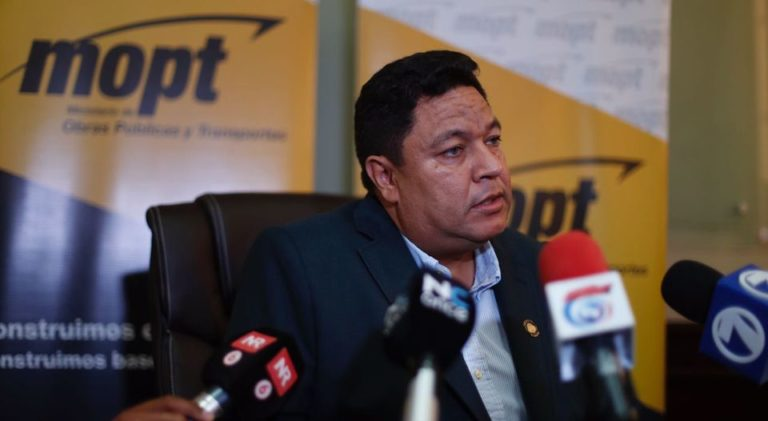 MOPT Minister Resigns Following Charge Of Alleged Domestic Violence
