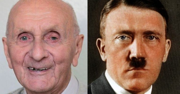 Argentina: 128-Year-Old Man Claims He's Hitler